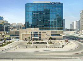 ОАЭ, отель - DoubleTree by Hilton Dubai - Business Bay 4*