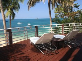 Тайланд, отель - Koh Chang Cliff Beach Resort 3*