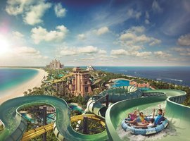 ОАЭ, отель - Atlantis The Palm 5*