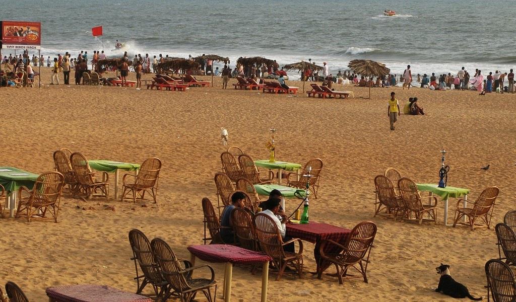 свердловская, пляж калангут гоа индия фото студию все как